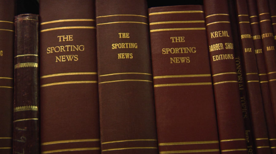 The+Sporting+News+archives.+