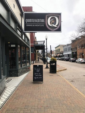 Quintessential Dining and Nightlife on North Main Street.