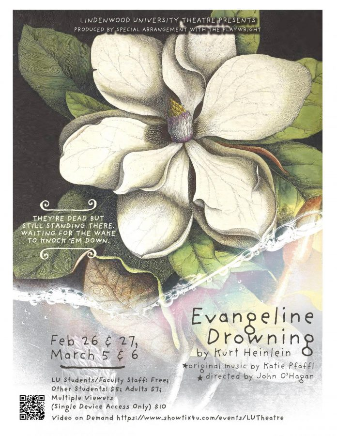 Evangeline Drowning is a riveting drama that uses very personal stories of the young people to help explore the challenges and issues of wetland loss in southern Louisiana.