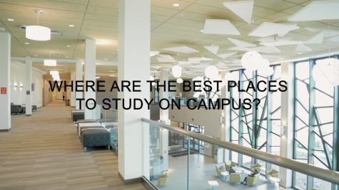 Lindenwood students spoke to Lindenlink about where their favorite spots to study on campus are.
