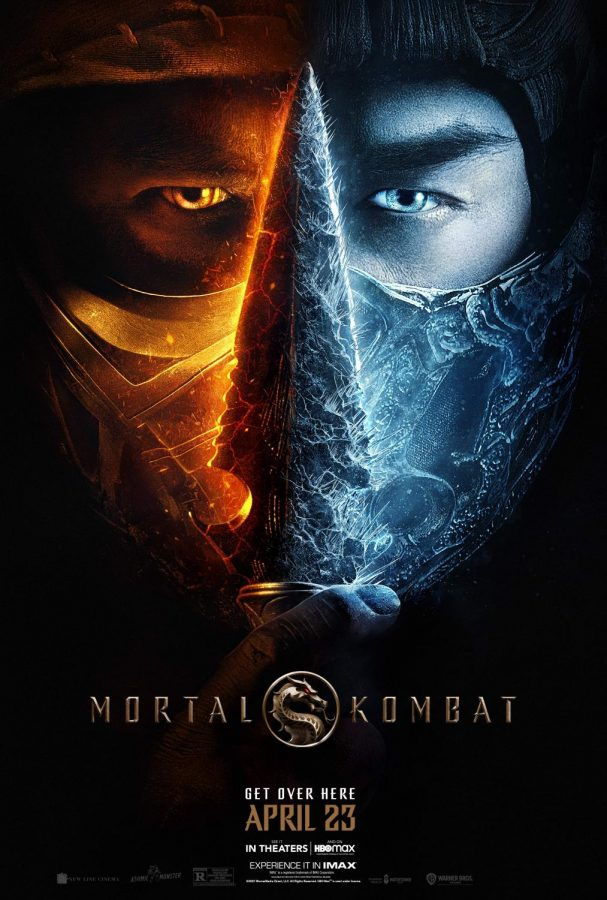 """""""Mortal Kombat"""" is now streaming on HBO Max for a month."""