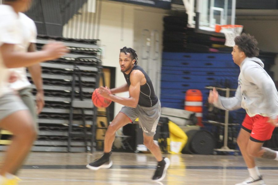 Men's basketball gears up for 2021-22 season