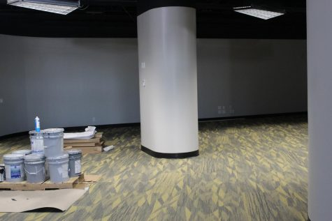 Lindenwood adds new gaming room in Spellmann