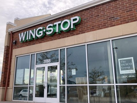 New Wingstop in the process